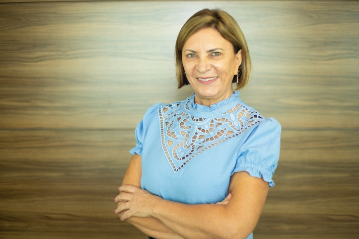 Secretario(a) de ASSISTÊNCIA SOCIAL - JANICE TEREZINHA ANGELI VAZ RIBEIRO